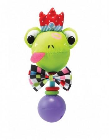 Rassel-Set Prinzessin mit Frosch