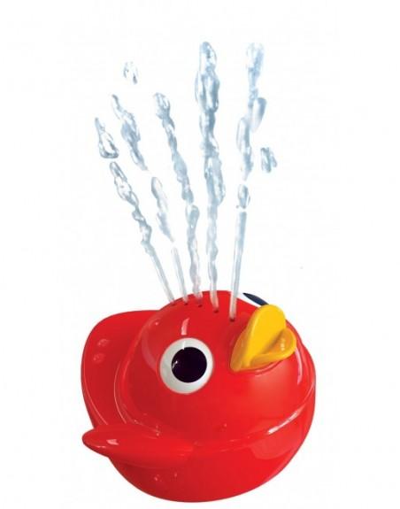 Ente in Rot in Variante 2