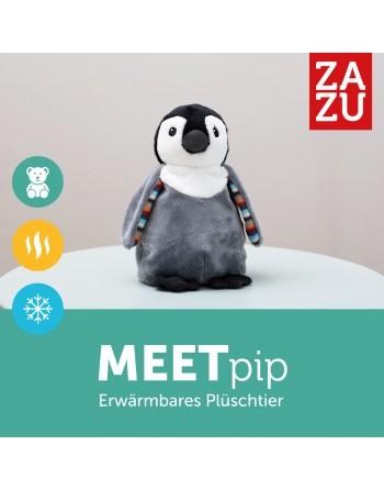 Wärme Plüschtier Pinguin Pip