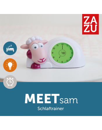 SAM -  Schlaftrainer, Uhr &...