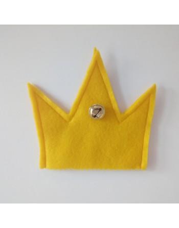 Krone aus Filz