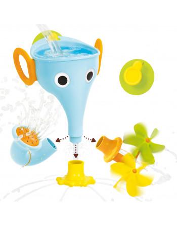 Schöpfspiel Elefant - blau...
